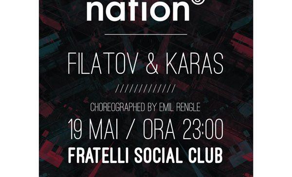 Nation 5: Cea mai cool petrecere a acestei primaveri are loc pe 19 mai