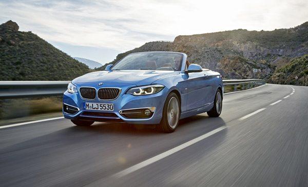 Noul BMW Seria 2 Coupé. Noul BMW Seria 2 Cabriolet