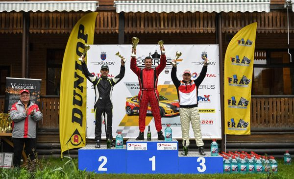 Paul Andronic revine pe podium în CNVC 2017 alături de Repsol, prin Valtec România