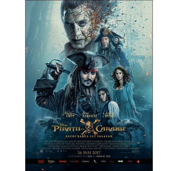 Piratii din Caraibe Răzbunarea lui Salazar Easy-Click Set 1 26 Kit XNUMX cm - herocitate