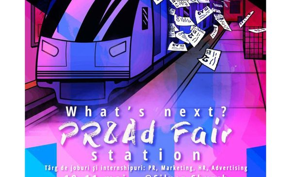 PR&Ad Fair 2017. What's the next PR&Ad Fair station?