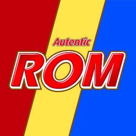 Rom Autentic logo