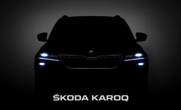 Urmăriţi în direct premiera mondială a noii ŠKODA KAROQ