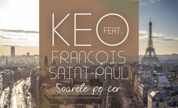 """Lansarea piesei muzicale și a clipului """"Soarele pe cer"""" la Reședința Ambasadorului Franței"""