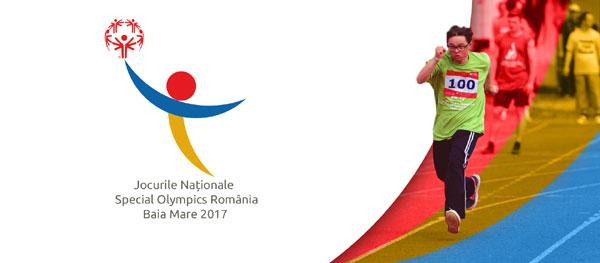 Herbalife Nutrition România face echipă cu Special Olympics România pentru ediţia din 2017 a Jocurilor Naţionale SO