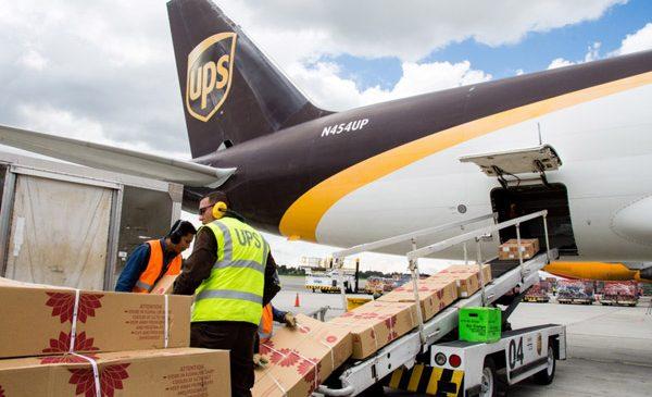UPS: Venituri în creștere cu 6,2% și câștigul pe acțiune de 1,32$, în T1 2017