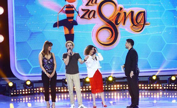 """Fiica lui Cornel Palade concurează la """"Zaza Sing"""""""