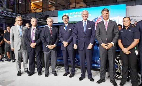 Poveste de succes: Fabrica BMW Group din Spartanburg (SUA) devine, în doar 25 de ani, cel mai mare centru de producţie