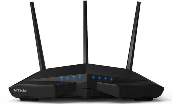 TENDA AC18 – AC1900 Smart Dual-Band Gigabit WiFi Router