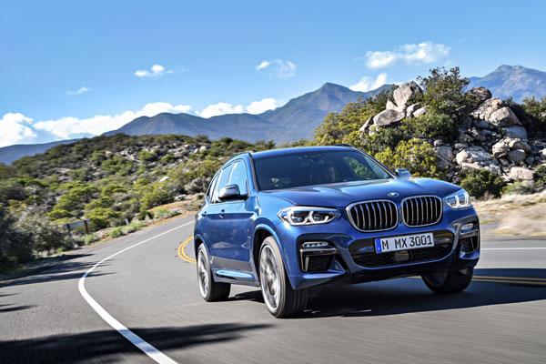 BMW X3 nou