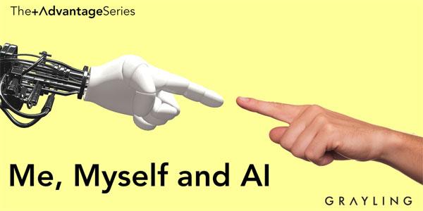 Eu, cu mine şi IA