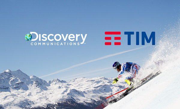 """Discovery Communications semnează cu TIM un acord care oferă operatorului statutul de """"Official Olympic Mobile Broadcaster"""" în Italia"""