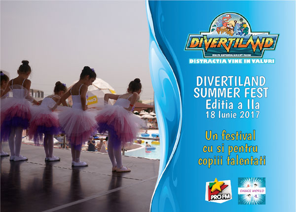 Divertiland Summer Fest