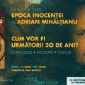 Epoca inocentei lansare la Brasov