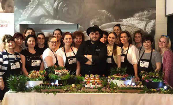 Flavian Dobre, cel mai talentat cofetar din România și din Europa, lansează Fusion Bar, un concept high-tech