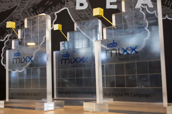 IAB MIXX Awards 2017