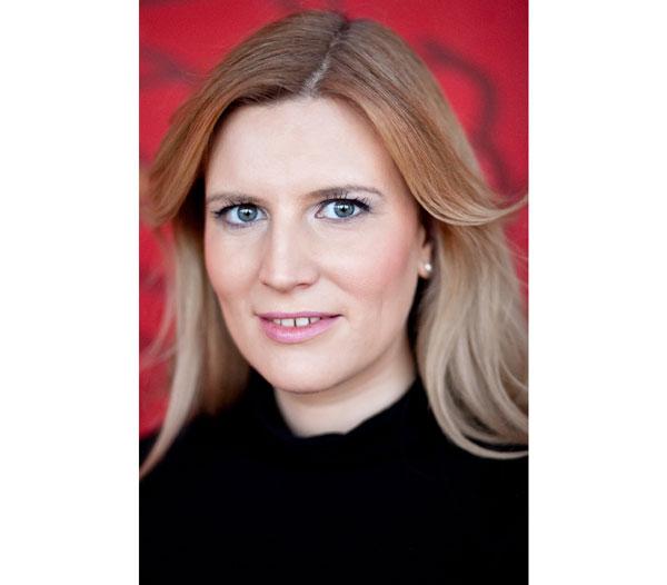 Irina Roncea, Deputy Managing Director, Golin