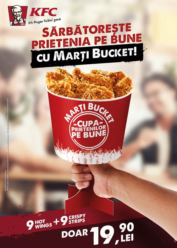 KFC Marti Bucket