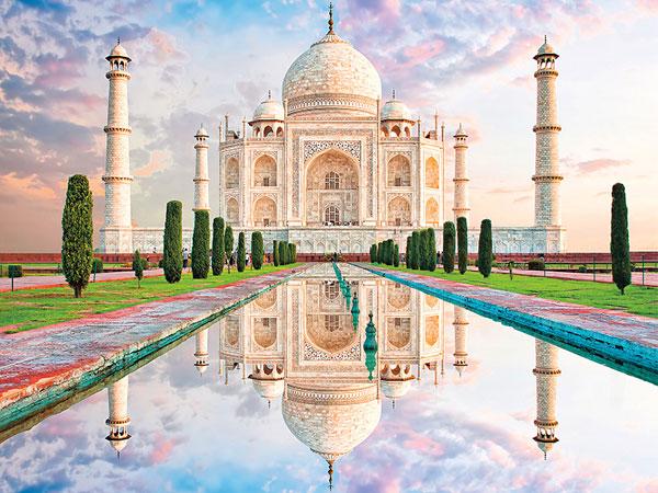 Lidl Tour India Triunghiul de aur