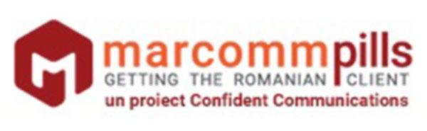 Marcomm Pills logo