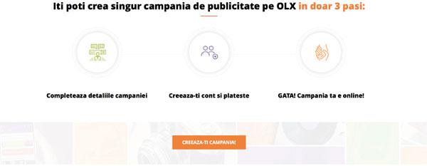 OLX lansează un serviciu nou, dedicat antreprenorilor care vor să își promoveze afacerea