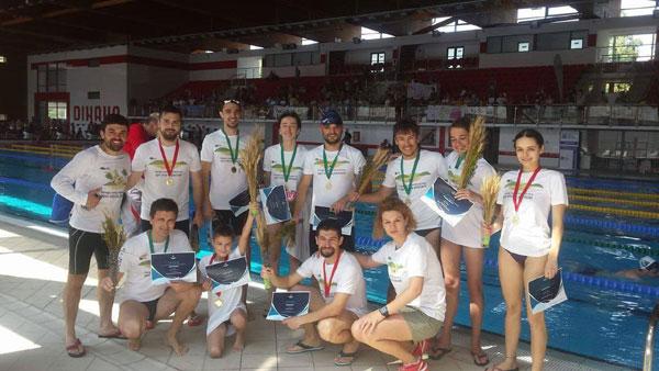 Plantăm fapte bune în România face valuri la Swimathon București