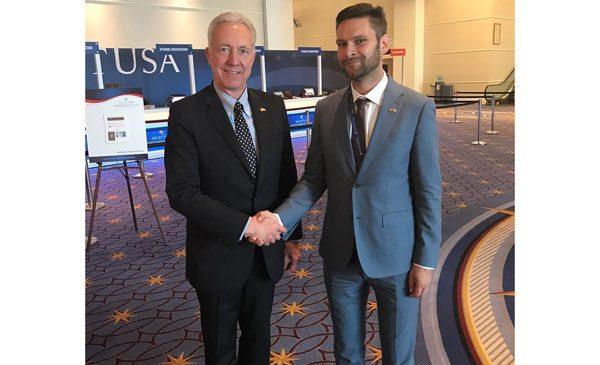 Sandline – compania românească de Cybersecurity selectată în cadrul celui mai important eveniment dedicat atragerii investițiilor din Statele Unite ale Americii