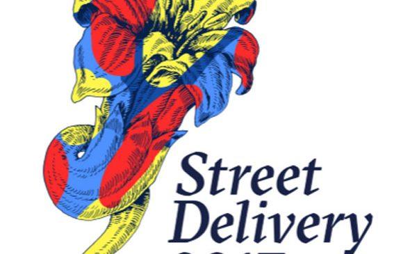 DJ-II Electric Castle și studenții de la Arte încheie sezonul Street Delivery, pe străzile din Baia Mare