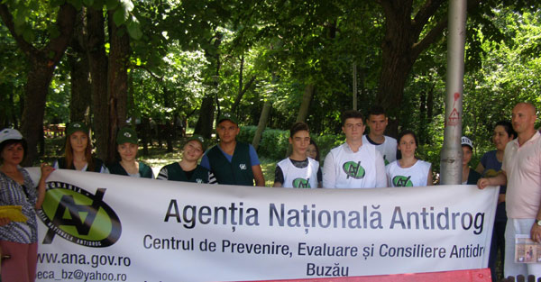 Centrul de Prevenire, Evaluare și Consiliere Antidrog Buzău a marcat, și anul acesta, Ziua Internațională Împotriva Consumului și Traficului Ilicit de Droguri