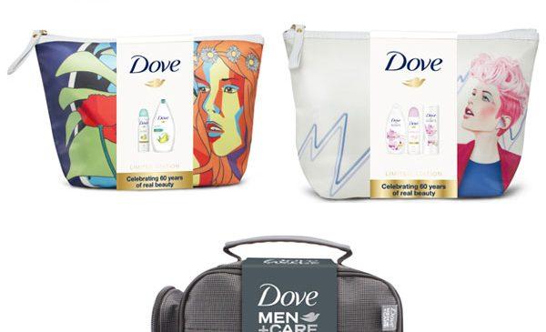 Sărbătorește 60 de ani de frumusețe adevărată cu Dove