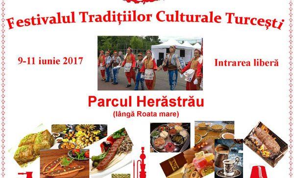 Festivalulul Tradiţiilor Culturale Turceşti