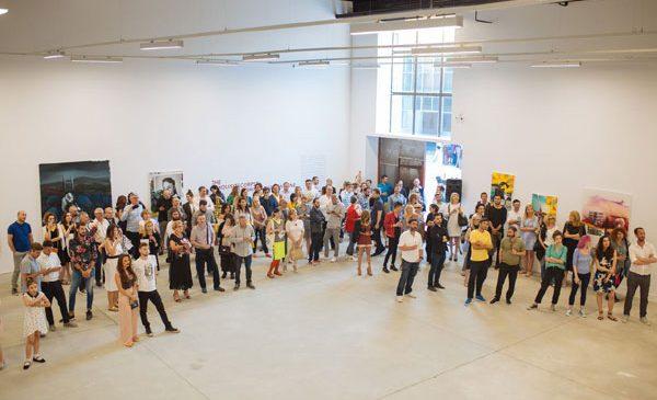 Sector 1, cea mai nouă galerie dedicată elitei artistice contemporane, a fost inaugurată