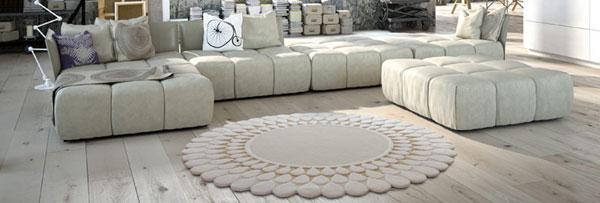 Brand-ul de mobilier si decoratiuni de lux Toro Design și Pierre Cardin Carpet – Un parteneriat care ofera Haute Couture în Design Interior