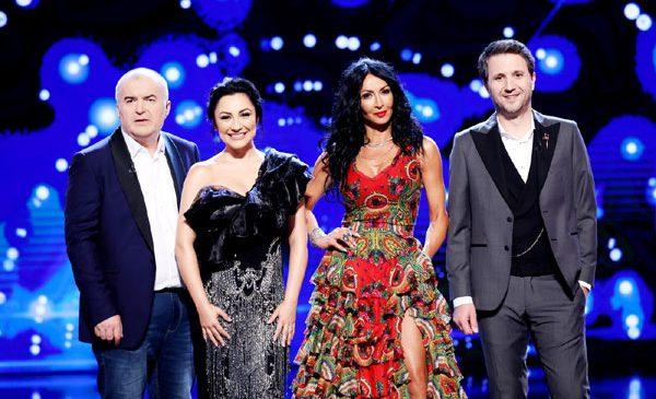 Sezonul #7epic Românii au talent, lider absolut de audiență