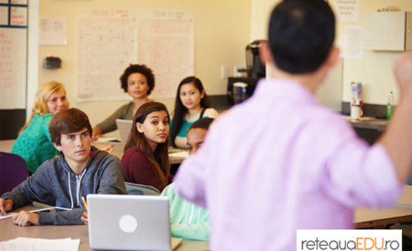 Schimbarea la faţă a învăţământului românesc