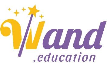 Wand Education logo