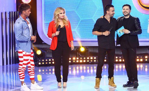 "Paula Chirilă, Max Dragomir și Dorian Popa, invitați la ""Zaza Sing"""