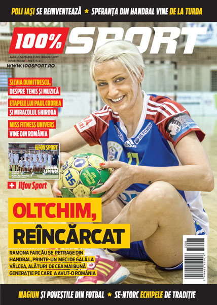 100% Sport, august 2017