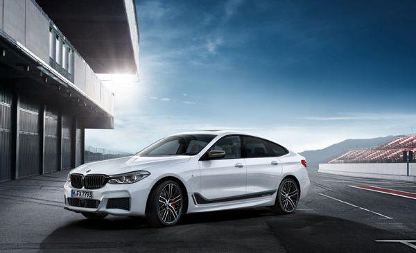 Accesorii originale BMW M Performance pentru Seria 6 Gran Turismo disponibile deja de la lansarea modelului
