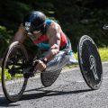 Alessandro Zanardi la triatlon pe distanta lunga
