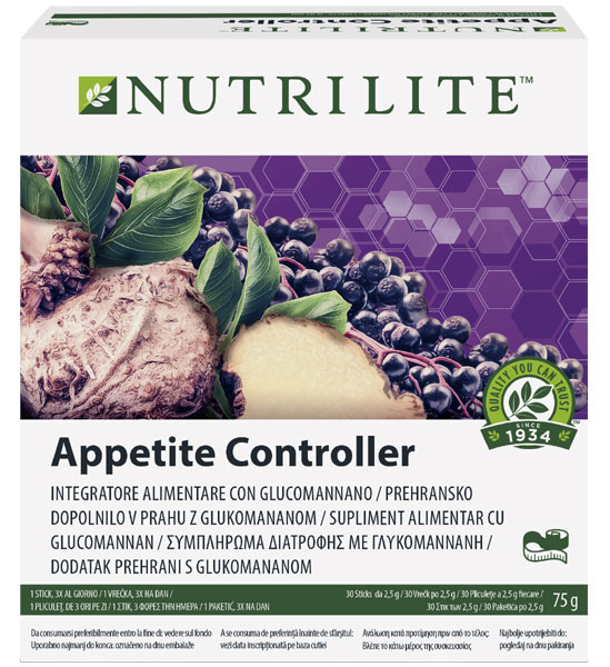 Appetite Controller visual
