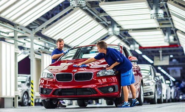 BMW Group investeşte 200 de milioane de euro în viitorul uzinei din Leipzig