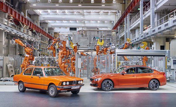 Plăcerea de a conduce este tradiţie: lansarea producţiei noilor modele speciale Edition pentru BMW Seria 3 Sedan şi BMW Seria 3 Touring