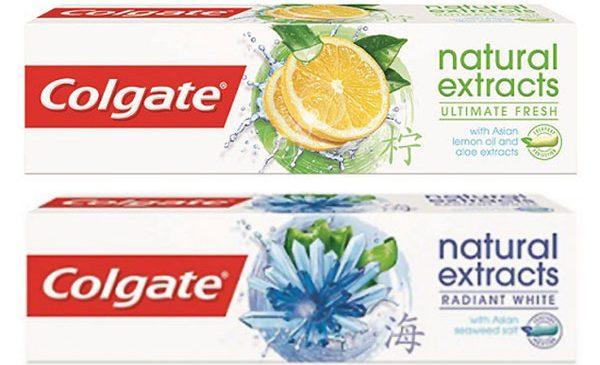 Noile paste de dinți Colgate® Natural Extracts transformă rutina zilnică într-un ritual al plăcerii