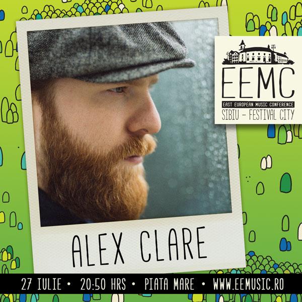 EEMC 2017 Alex Clare