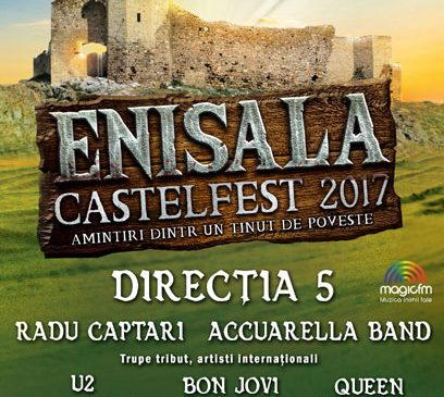 Se anunță un weekend cu veselie și voie bună la Cetatea Enisala