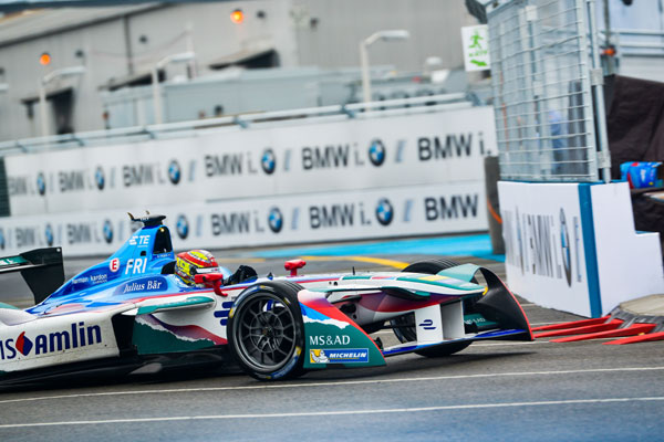 FIA Formula E Championship, New York