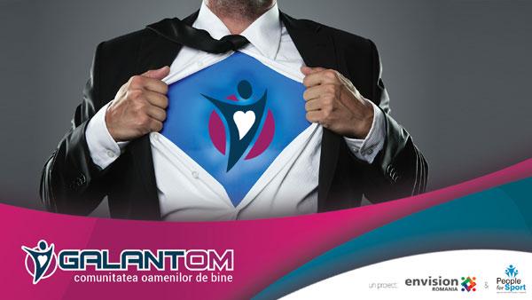 Platforma Galantom.ro atinge pragul de donații de 1.000.000 de euro