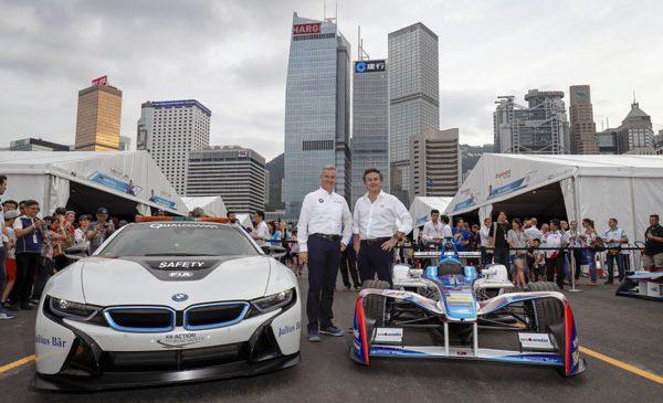 BMW confirmă înscrierea în Campionatul FIA Formula E, odată cu sezonul al cincilea, în calitate de constructor oficial – Formula E, o platformă a mobilităţii viitorului şi un laborator tehnologic pentru BMW iNEXT şi alte generaţii viitoare de modele BMW i