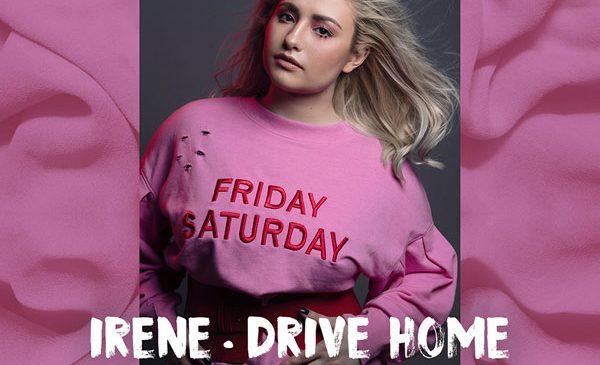 """Irene lanseaza astazi primul single solo – """"Drive Home"""""""